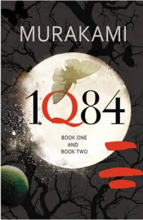 """""""1Q84 - books 1 and 2"""" av Haruki Murakami"""