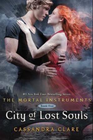 """""""City of lost souls"""" av Cassandra Clare"""