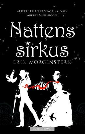 """Nattens sirkus"" av Erin Morgenstern"