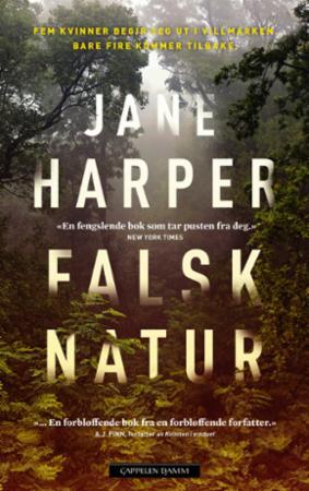 """""""Falsk natur"""" av Jane Harper"""