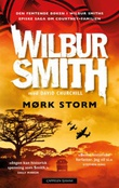 """Mørk storm"" av Wilbur Smith"