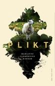 """""""Plikt roman"""" av Marianne Clementine Håheim"""