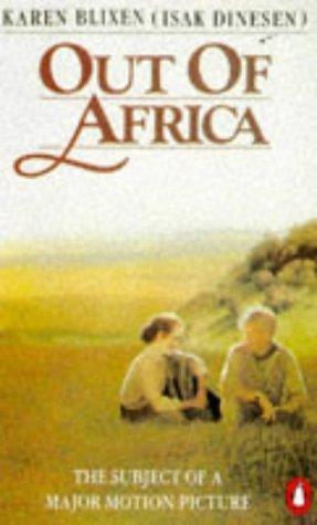 """""""Out of Africa"""" av Karen Blixen"""