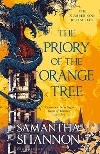 """The priory of the orange tree"" av Samantha Shannon"