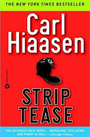 """Striptease"" av Carl Hiaasen"