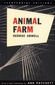 """Animal farm a fairy story"" av George Orwell"