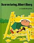 Omslagsbilde av Du er en luring, Albert Åberg