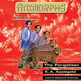 """""""The Forgotten - Animorphs #11"""" av Katherine Applegate"""