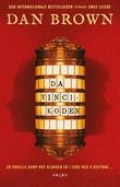 """""""Da Vinci-koden"""" av Dan Brown"""