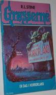 """""""En dag i horrorland"""" av R.L. Stine"""