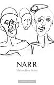 """""""Narr - dikt"""" av Maiken Horn Bolset"""