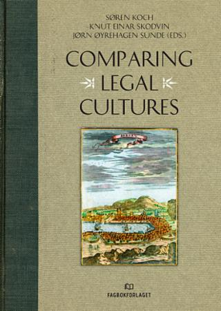"""Comparing legal cultures"" av Søren Koch"
