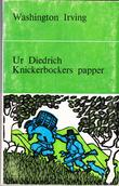 """""""Ur Diedrich Knickerbockers papper"""""""