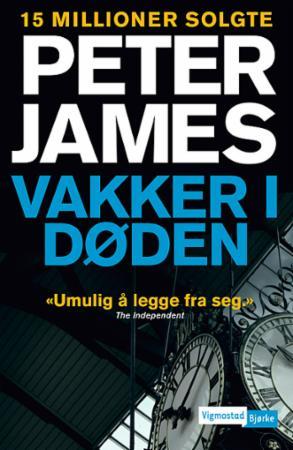 """""""Vakker i døden"""" av Peter James"""