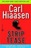 """""""Striptease"""" av Carl Hiaasen"""