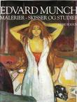"""""""Edvard Munch - malerier, skisser og studier"""" av Arne Eggum"""