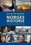 Omslagsbilde av Norges historie