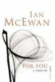 """""""For you"""" av Ian McEwan"""