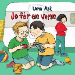 """""""Jo får en venn"""" av Lene Ask"""
