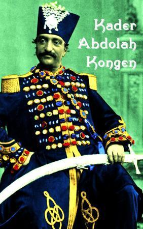 """""""Kongen - en roman"""" av Kader Abdolah"""