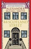 """44 Scotland street"" av Alexander McCall Smith"