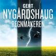 """""""Regnmakeren - roman"""" av Gert Nygårdshaug"""