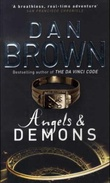 """Angels & demons"" av Dan Brown"