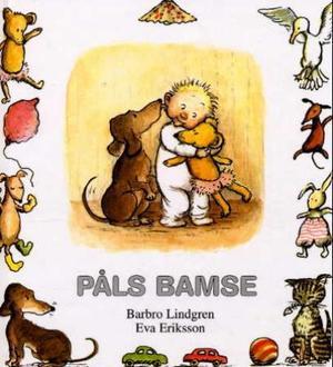 """""""Påls bamse"""" av Barbro Lindgren"""