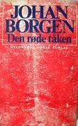 """""""Den røde tåken"""" av Johan Borgen"""