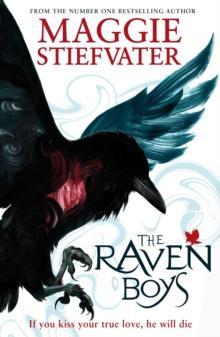 """""""The raven boys"""" av Maggie Stiefvater"""