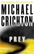 """""""Prey"""" av Michael Crichton"""