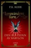 Omslagsbilde av Den blå djinn av Babylon