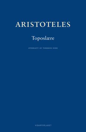 """""""Toposlære"""" av Aristoteles"""