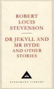 """""""Dr. Jekyll and Mr Hyde and, other stories"""" av Robert Louis Stevenson"""