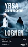 """""""Løgnen"""" av Yrsa Sigurdardóttir"""