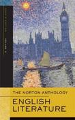 """The Norton Anthology of English Literature - Romantic Period Through the Twentieth Century v. 2"" av Stephen Greenblatt"