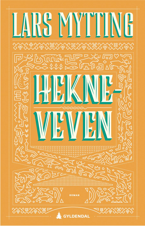 """""""Hekneveven - roman"""" av Lars Mytting"""