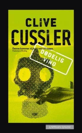 """""""Dødelig vind"""" av Clive Cussler"""