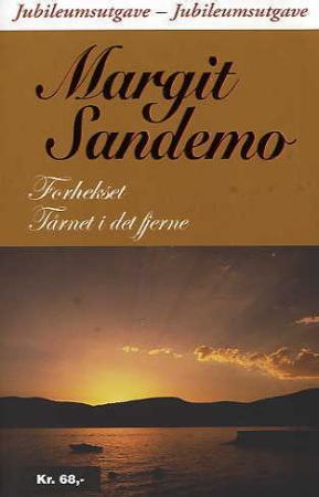 """""""Forhekset ; Tårnet i det fjerne"""" av Margit Sandemo"""