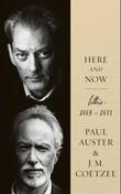 """""""Here and now - letters 2008 - 2011"""" av Paul Auster"""