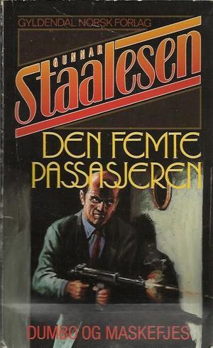 """""""Den femte passasjeren"""" av Gunnar Staalesen"""
