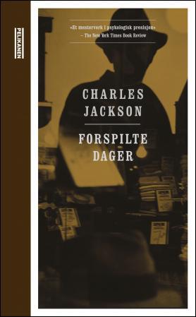 """""""Forspilte dager"""" av Charles Jackson"""