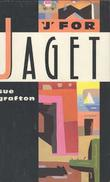 """J for jaget"" av Sue Grafton"