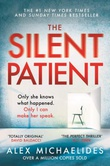 """The Silent Patient"" av Alex Michaelides"