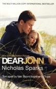 """""""Dear John"""" av Nicholas Sparks"""
