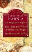 """Three books from the chronicles of Narnia"" av C.S. Lewis"