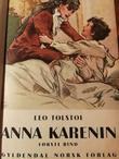 """""""Anna Karenin - Første bind"""" av Leo Tolstoi"""