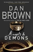 """Angels and demons"" av Dan Brown"