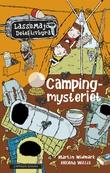 """""""Campingmysteriet"""" av Martin Widmark"""