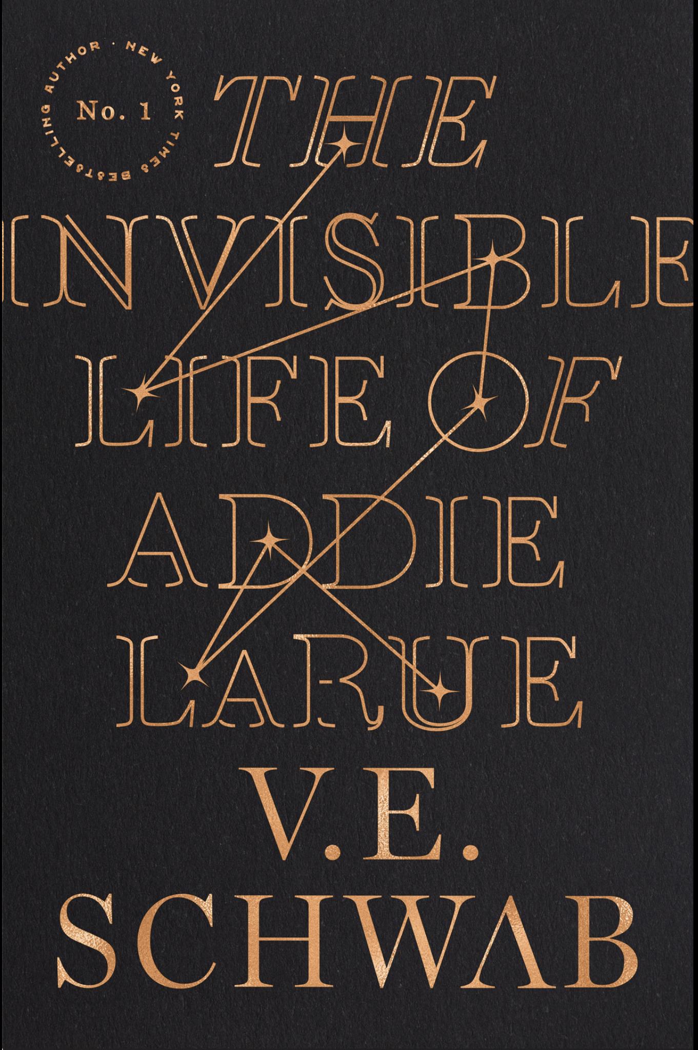 """The invisible life of Addie LaRue"" av V.E. Schwab"